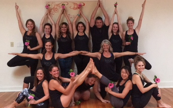 Yoga One Summer Intensive Teacher Training Class 2018